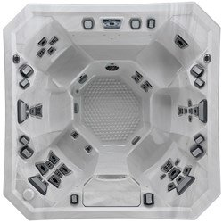 Vector - V84 6 Person 37 Jets Hot Tub