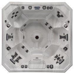 Vector V94 7 Person Hot Tub 41 Jets
